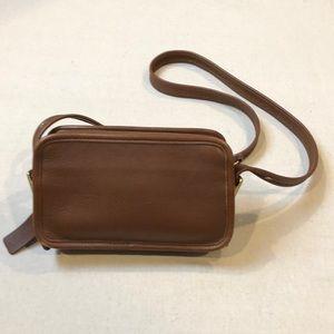 *️⃣Sale Vintage Coach 1990s Leather Crossbody Bag